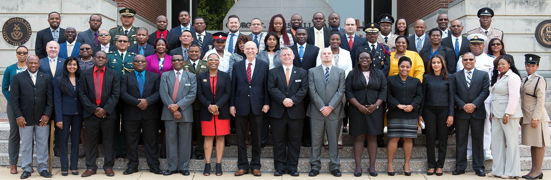 Caribbean Security and Defense Course (CDSC) Course Begins at WJPC
