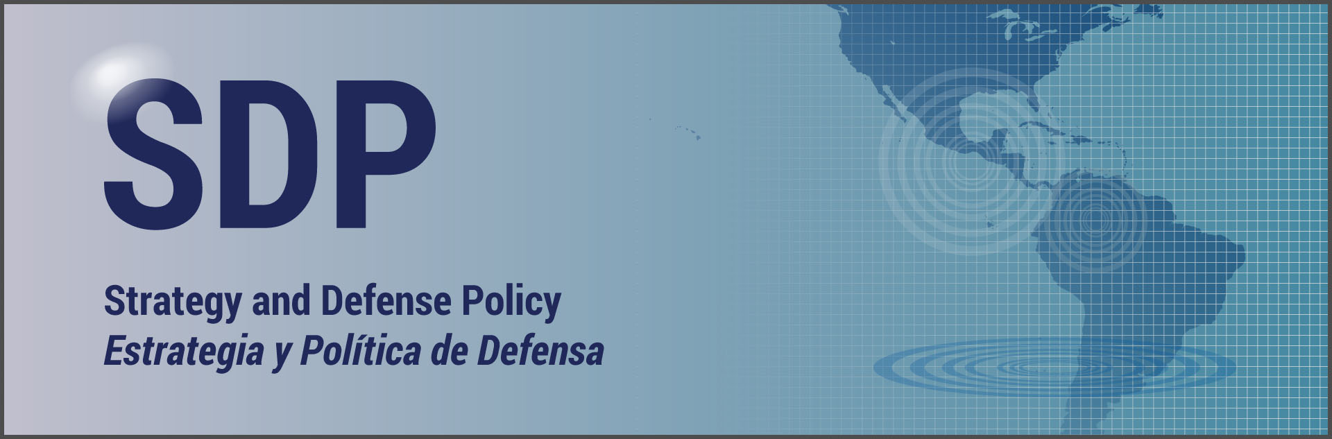 Strategy and Defense Policy (SDP)