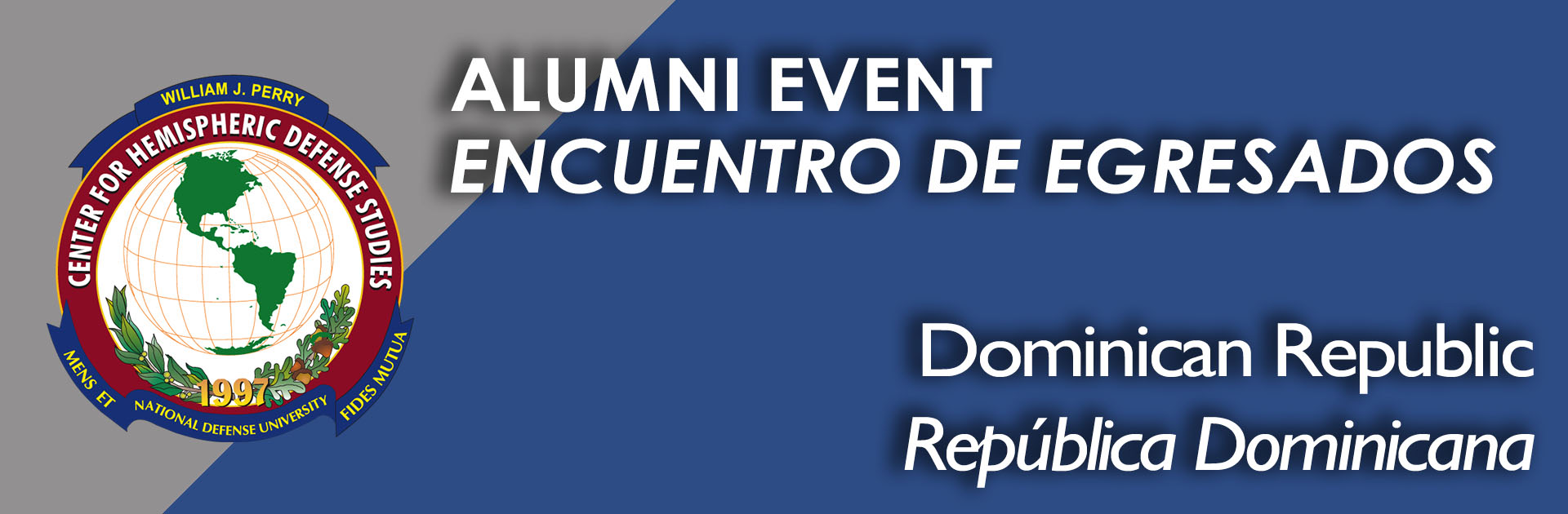 Event Banner - DR